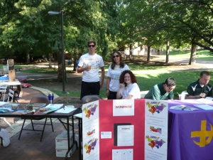 photo of We Connect Now Chapter at North Carolina State University